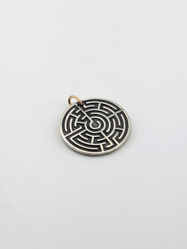 Ciondolo Labirinto